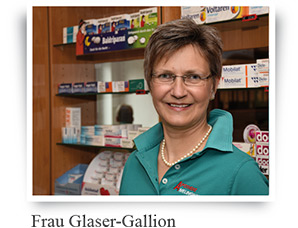 Frau Glaser-Gallion